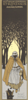 JUILLARD : Marque Page HYRONIMUS (serigraphié Numeroté Signé) - Juillard