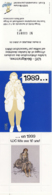JUILLARD : Pochette 1 Timbre Pour 10 Ans Ldc - Juillard