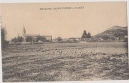 84 - BOLLENE - La Place Du Pont - Bollene