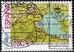 Spain 2007 - Cartography ( Mi 4205 - YT 3910 ) - 1931-Today: 2nd Rep - ... Juan Carlos I
