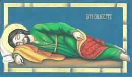 S. GIUSEPPE  - M  - RB - Mm. 70 X 120 - Religion & Esotérisme