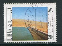 LIBAN- Poste Aérienne Y&T N°531- Oblitéré - Liban