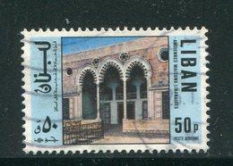 LIBAN- Poste Aérienne Y&T N°567B- Oblitéré - Liban