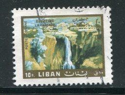 LIBAN- Poste Aérienne Y&T N°390- Oblitéré - Liban