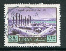 LIBAN- Poste Aérienne Y&T N°419- Oblitéré - Liban