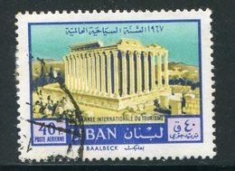 LIBAN- Poste Aérienne Y&T N°420- Oblitéré - Liban
