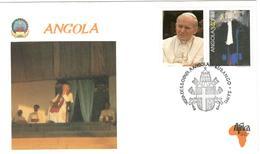 12248 - Visite JEAN PAUL II - Angola