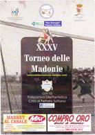 Varie 57  35° Torneo Delle Madonie - Calcio