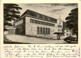Stans - Institut St. Klara - Neuer Anbau - NW Nidwalden