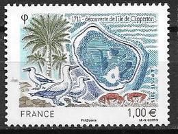 France 2011 N° 4611 Neuf Ile De Clipperton à La Faciale - Neufs