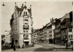 St. Gallen - Linsebühlstrasse - SG St. Gall