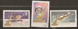 North Korea  1975  SG  1336-8 Cosmonauts Day Fine Used - Space