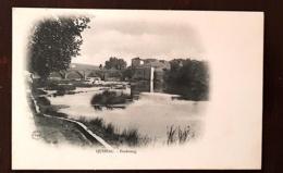 QUISSAC (30) Faubourg - Quissac
