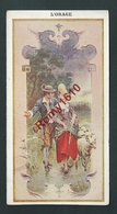 Musique. Chansons, Contines D'antan. 20 Lithos Art Nouveau; Voir Scans Recto/verso. - Musique & Instruments