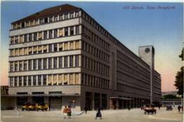 Zürich - Neue Hauptpost - ZH Zurich