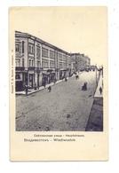 RU 690000 WLADIWOSTOK, Hauptstrasse / Main Street - Russland
