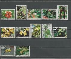 COMORES Scott J6-J17 Yvert Taxe 6-17 (12) O Cote 5,00 $ 1977 - Comores (1975-...)