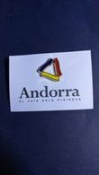 Pin Torino Olimpiadi 2006, Andorra -P681 - Giochi Olimpici