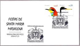 VINHO DO PICO: UVA VERDELHO Y UVA ISABEL. Madalena Do Pico, Portugal, 2004 - Vinos Y Alcoholes