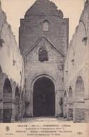 SOMMESOUS L'EGLISE INCENDIEE LE 7 SEPTEMBRE 1914 (dil423) - Sonstige Gemeinden