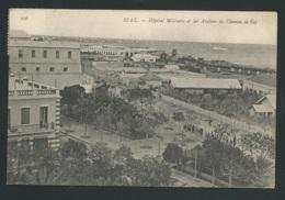 Hopital Militaire Et Les Ateliers Du Chemin De Fer    Gac16 - Tunesien
