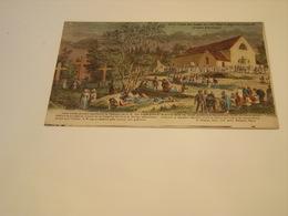 NOTRE DES DAME DES ANGES GRAVURE 1937 - Cartes Postales