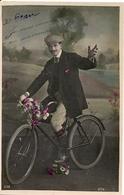 Fantaisie Homme à Bicyclette - Männer