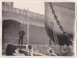 Le NORMANDIE Le Havre - Paquebot Transatlantique De La Compagnie Générale Transatlantique - Mise En Service 29 Mai 1935 - Boats