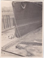 Le NORMANDIE Le Havre - Paquebot Transatlantique De La Compagnie Générale Transatlantique - Mise En Service 29 Mai 1935 - Bateaux