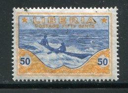 LIBERIA- Y&T N°175- Oblitéré - Liberia