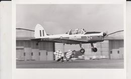 RAF BLUE CHIPS ALCONBURY CHIPMUNK MK DHC   +- 16 * 13 Cm  AIRCRAFT De Havilland Canada Aviation, AIRPLAIN, AVION DHC - Aviación