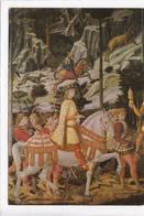 Benozzo Gozzoli, The Journey Of The Wise Men, Lorenzo Il Magnifico, Unused Postcard [22632] - Paintings