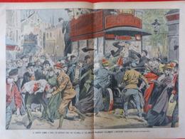 Revue Le Pèlerin LONDRES LONDON Accident Autobus Transport En Commun Catastrophe Chauffeur Malmené - Livres, BD, Revues