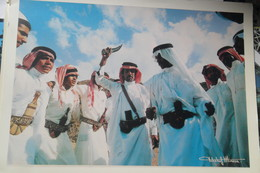 Arabia Folk Dancers - Arabie Saoudite