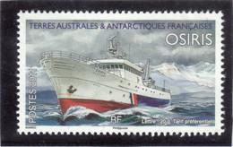 """B4 - TAAF 594** MNH De 2011 - Bateau """" OSIRIS """" - Terres Australes Et Antarctiques Françaises (TAAF)"""