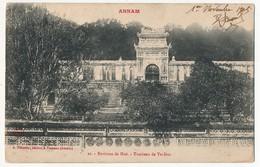 CPA - ANNAM - Environs De Hué - Tombeau De Tu-Duc - Vietnam