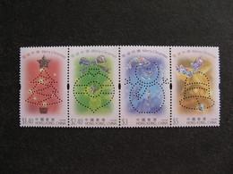 HONG-KONG : TB Bande N° 1047 Au N° 1050, Neuve XX. - 1997-... Chinese Admnistrative Region
