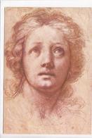 Franceschini, Portrait Of Woman, Unused Postcard [22634] - Paintings