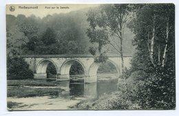 CPA - Carte Postale - Belgique - Herbeumont - Pont Sur La Semois - 1913 (SV6791) - Herbeumont