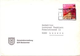 HELVETIA EUROPA 1981  STANS    (GEN190051) - 1981
