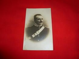 Cartolina Fotografica CARABINIERI Al Retro Maresciallo Capo Dei Reali Carabinieri Specializzati - Uniformi