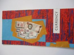 EGYPTE/The Egyptian Currency/Central Bank Of Egypt/Alexandria/ Port Saïd/Dépliant En GB /Expo'67 Montréal ?/ 1967   DT56 - Tourism Brochures