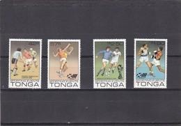 Tonga Nº 638 Al 641 - Tonga (1970-...)