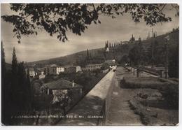 CASTIGLION FIORENTINO  AREZZO  Cartolina  Viaggiata 1950 - Arezzo