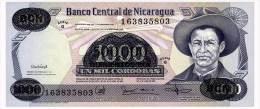 NICARAGUA 500000 CORDOBAS 1987 Pick 150 Unc - Nicaragua