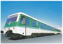 Triebwagen 628 401-2 RegionalBahn Der DB, Ungelaufen - Trains