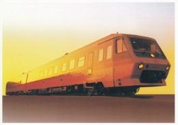 Triebwagen 610 506-8,RegionalExpress Der DB, Ungelaufen - Trains