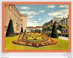 A472 / 539 16 - ANGOULEME Jardin De L Hotel De Ville Ecusson Des Armes - France