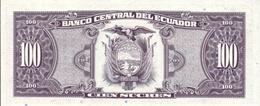 ECUADOR P. 123Ac 100 S 1994 UNC - Equateur