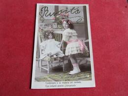 Enfant Jouant Avec La Poupée,Children Playing With Her Doll - Jeux Et Jouets